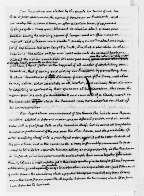 Thomas Jefferson to Adamantios Coray, October 31, 1823