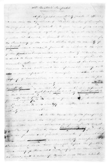 Andrew Jackson Donelson