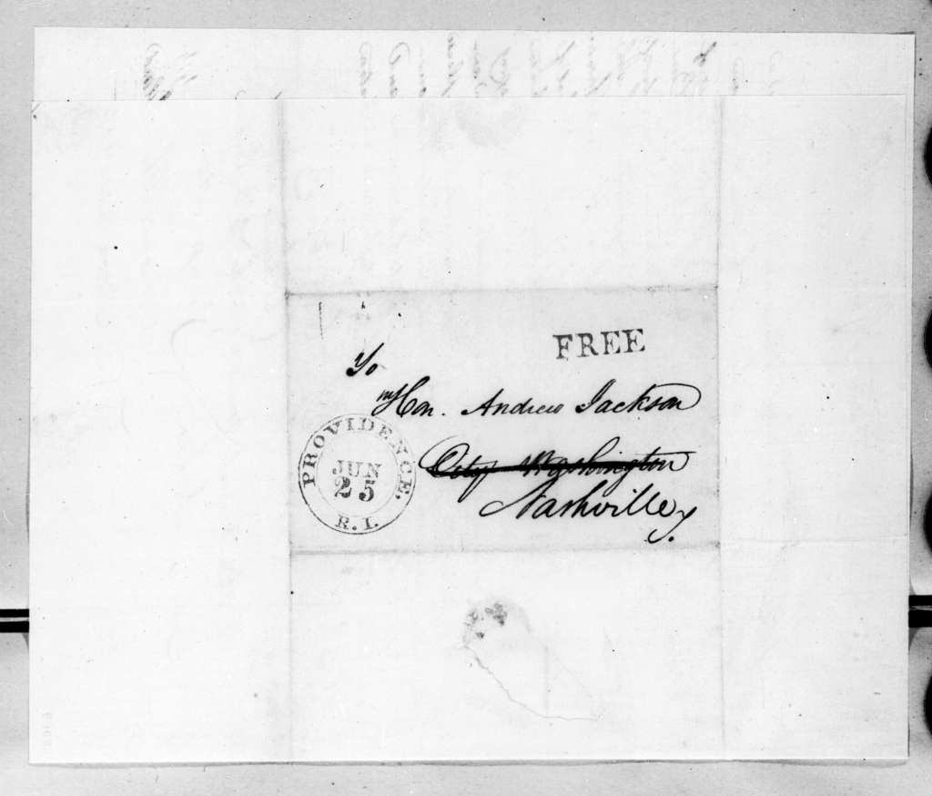 Phineas Savery et al. to Andrew Jackson, June 24, 1824