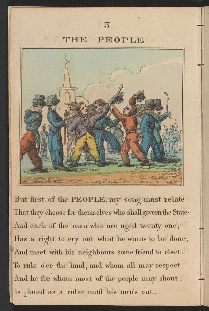 The juvenile national calendar, or, A familiar description of the U.S. government