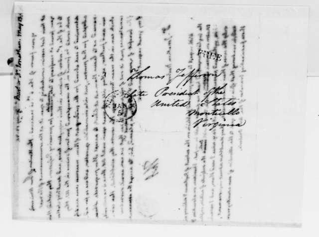 Thomas Jefferson to Jonathan Barber, May 12, 1824
