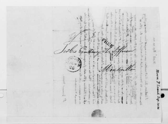 Thomas Jefferson to Samuel Moore, September 30, 1824