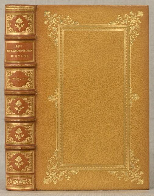 Traduction en vers des me´tamorphoses d'Ovide,  Metamorphoses. French. [from old catalog]  Paris, Imprime´ pour la bibliothe`que de m. Guilbert de Pixe´recourt, 1824.