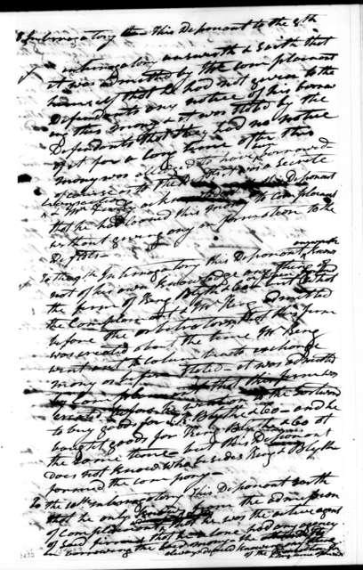 Andrew Jackson, December 24, 1825