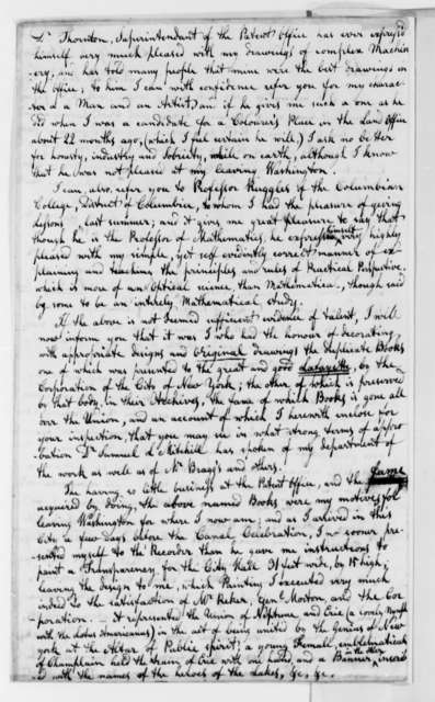 Charles Burton to Thomas Jefferson, November 26, 1825