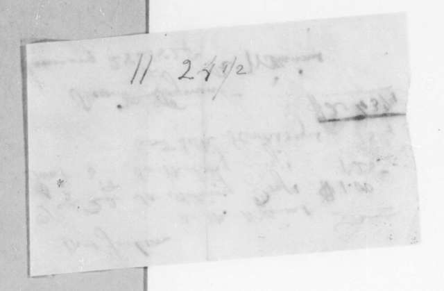 R. D. Williams to Rachel Donelson Jackson, January 28, 1825