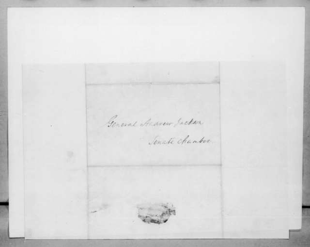 Robert Pryor Henry et al. to Andrew Jackson, February 22, 1825