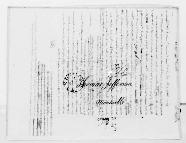 Thomas Jefferson to Robert Greenhow, April 29, 1825