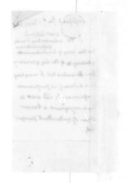 James Madison to John Sessford, January 20, 1826.