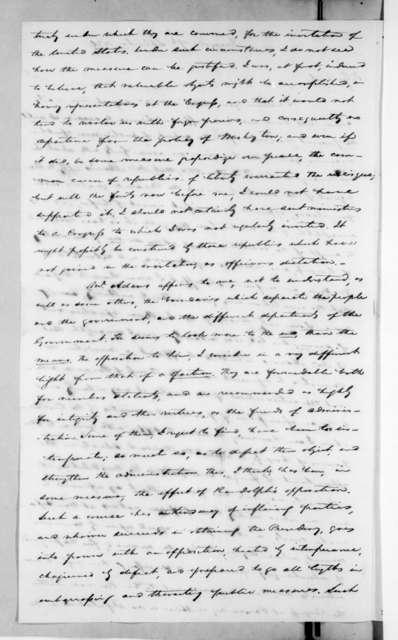 Samuel Ragland Overton to Andrew Jackson, September 17, 1826