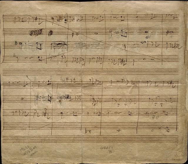 Beethovens cis Moll Quartett