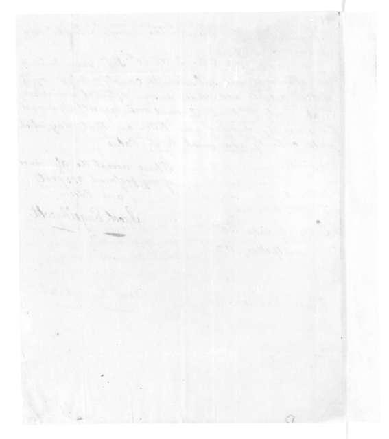 Jacob Engelbrecht to James Madison, June 25, 1827.