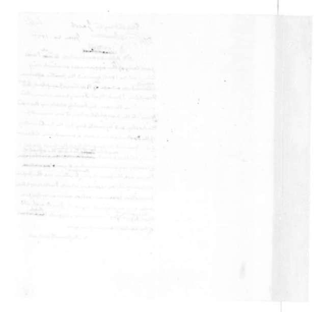 James Madison to Jacob Engelbrecht, June 20, 1827.