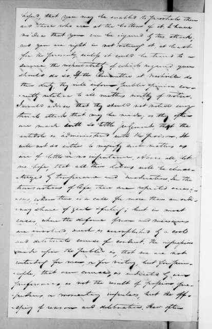 Samuel Ragland Overton to Andrew Jackson, May 31, 1827