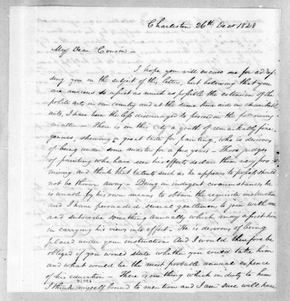 Bound volume---11 February 1828-13 July 1832