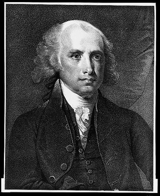 Poet James Madison