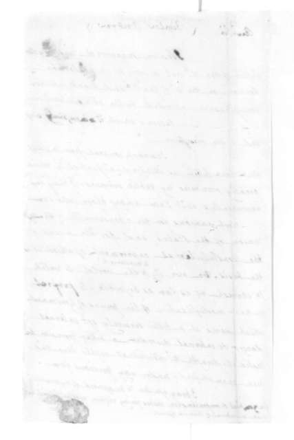 James Madison to Andrew Bigelow, January 15, 1828. In Hand of Dolley Payne Madison.