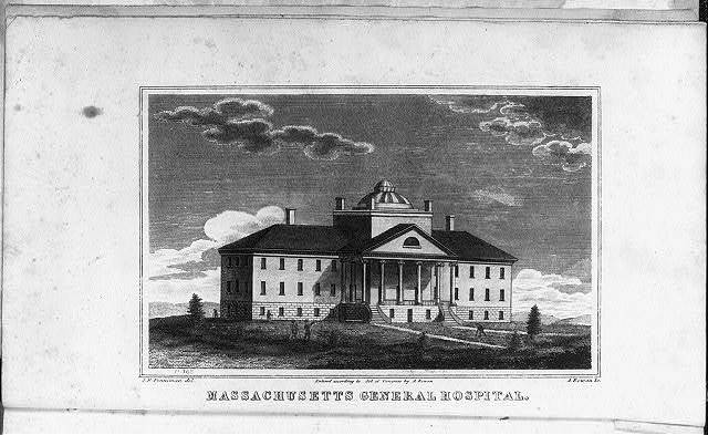 Massachusetts General Hospital / J.R. Penniman, del. ; A. Bowen.