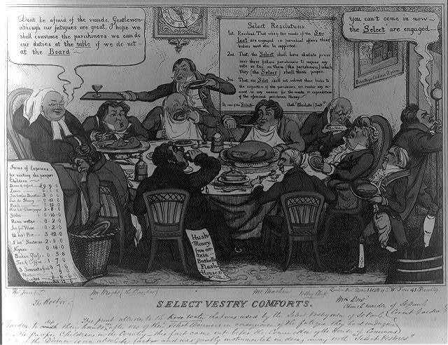 Select vestry comforts / Thos Jones, fect.