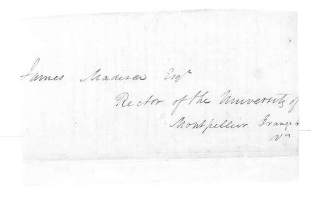 James Madison to Col. Peyton, July 11, 1829.