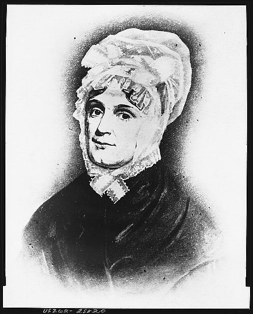 Emily Tenessee Donalson, niece of President Jackson and White House hostess