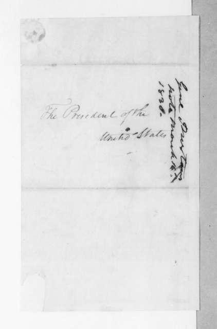 Francis Preston to Andrew Jackson, March 16, 1830
