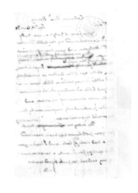 James Madison to Henry Colman, September 26, 1830.