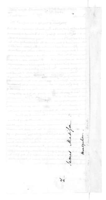 James Madison to Nicholas P. Trist, June 3, 1830.