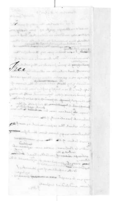 James Madison to William Henry Harrison, June 5, 1830.