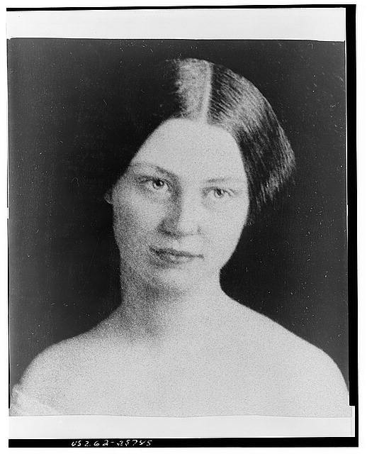 Mary Abigail Fillmore, hostess for President Fillmore at White House