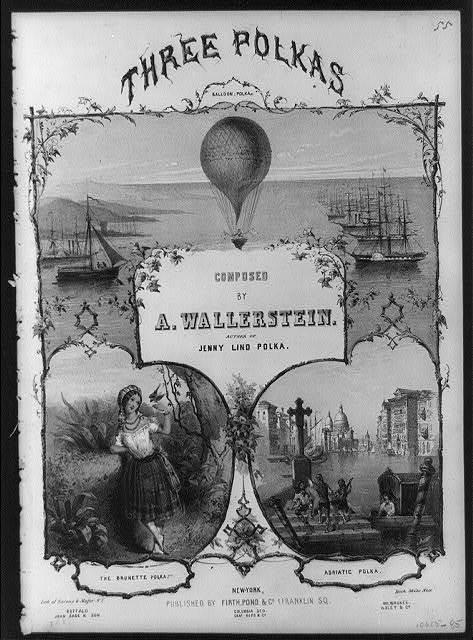 Three Polkas - Balloon Polka, Brunette Polka, Adriatic Polka