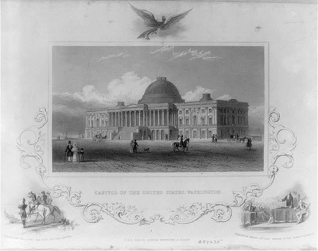 Capitol of the United States, Washington