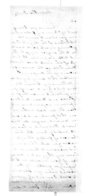 James Madison to Henry St. John Dixon, May 7, 1831.