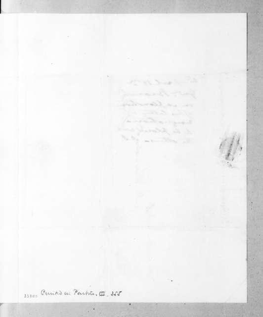 John Branch to Andrew Jackson, April 19, 1831