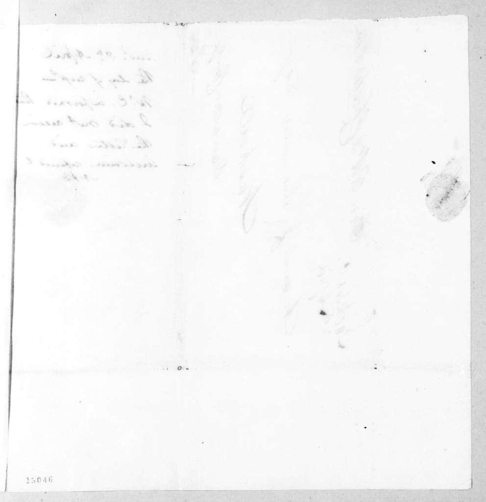 Robert Johnston Chester to Andrew Jackson Donelson, April 3, 1831
