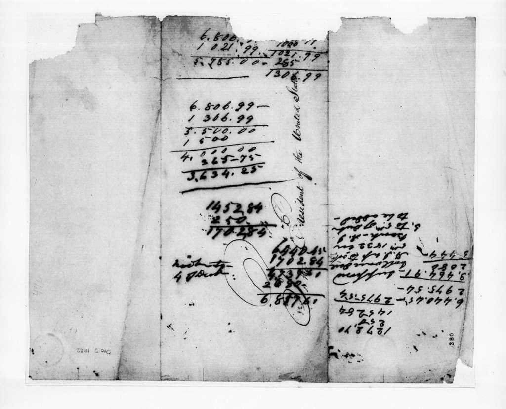 Andrew Jackson, December 5, 1832