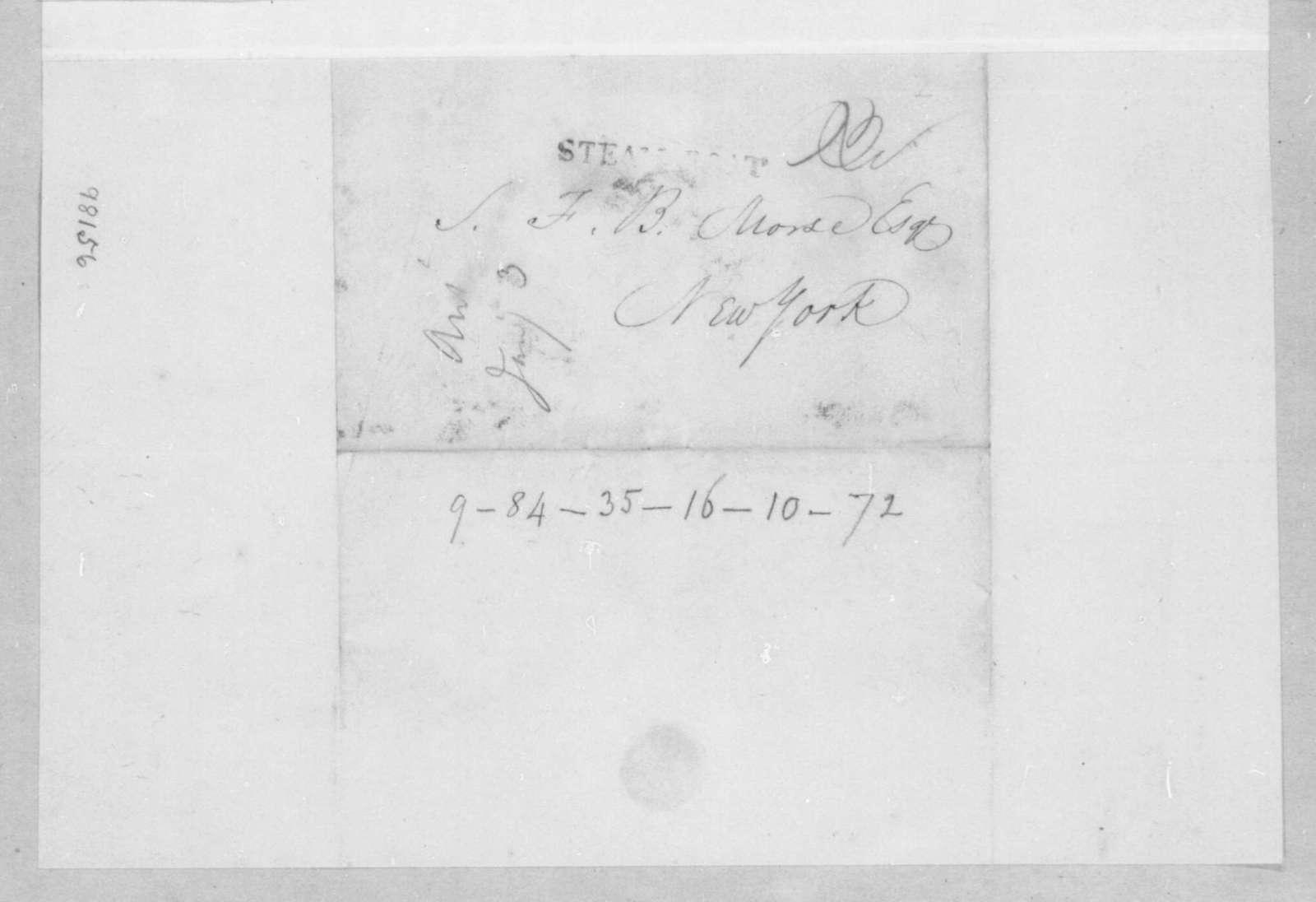 Bound volume---14 July 1832-27 November 1835