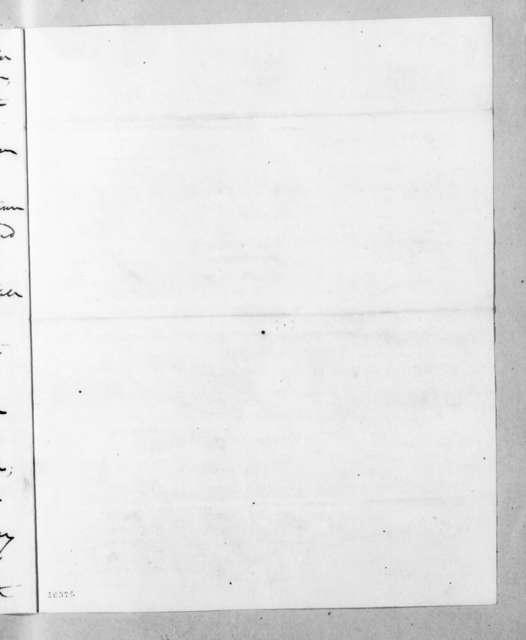 David Porter to Andrew Jackson, December 5, 1832