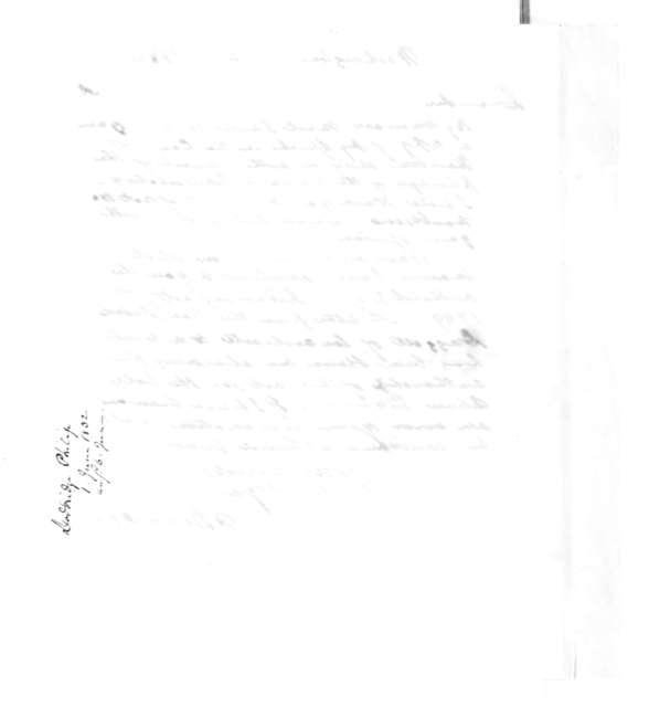 Philip Doddridge to James Madison, June 1, 1832.