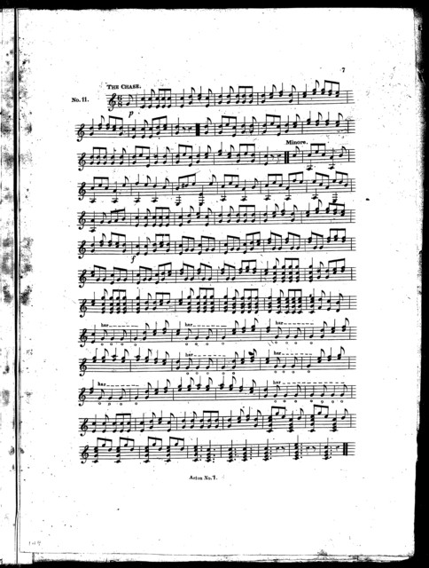 Arion, a collection of marches, waltzes, airs, rondos, fantasia, etc