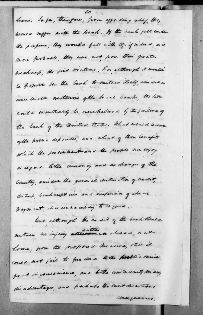 William Taylor Barry to Andrew Jackson