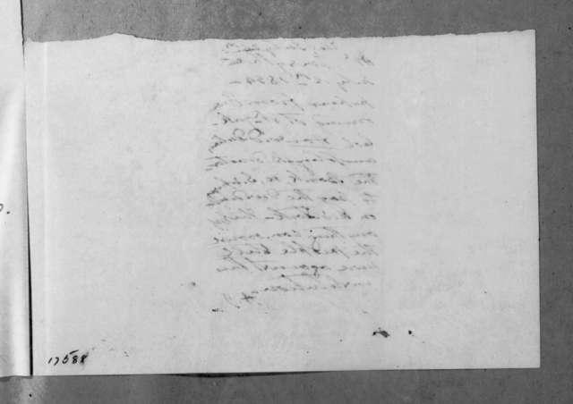 John Forsyth to Andrew Jackson, July 12, 1834