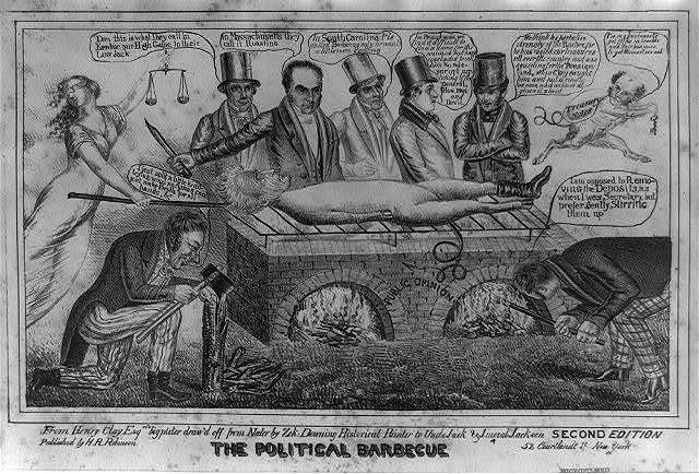 The political barbecue