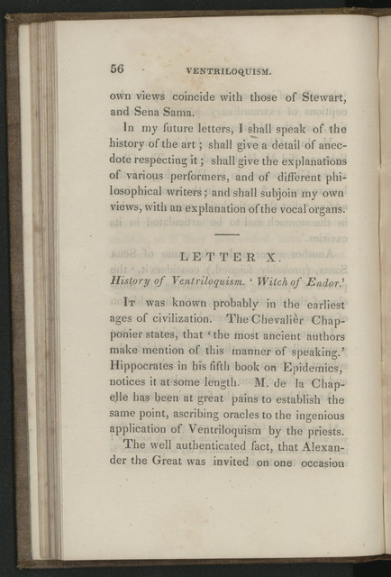 Ventriloquism explained: and jugglers tricks, or legerdemain exposed: with remarks on vulgar superstitions