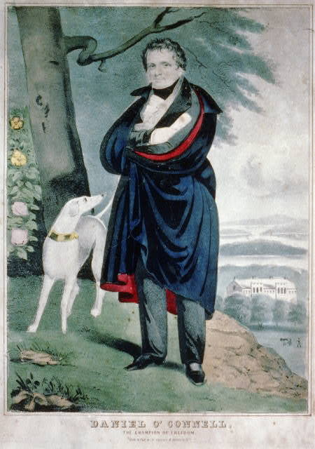 Daniel O'Connell: The champion of freedom