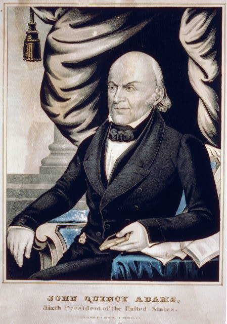 John Quincy Adams: sixth President of the United States