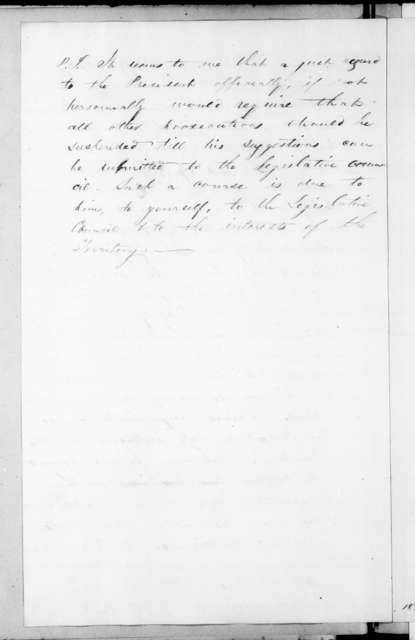 Lewis Cass to S. T. Mason, July 17, 1835