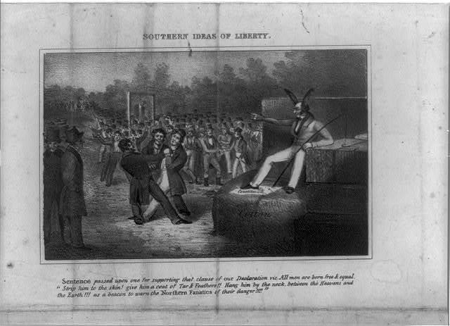 Southern ideas of liberty