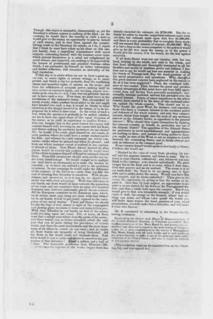 Asher Robbins, Friday, June 17, 1836  (Printed Speech)