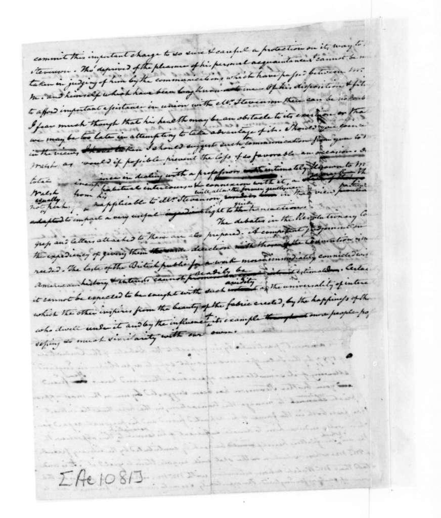 John C. Payne to Edward Coles, July 6, 1836.